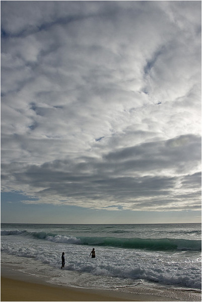 Atlantic Clouds