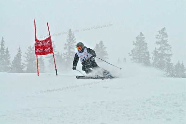 2-1-13 CHSAA GS at Loveland - Mens Run #2