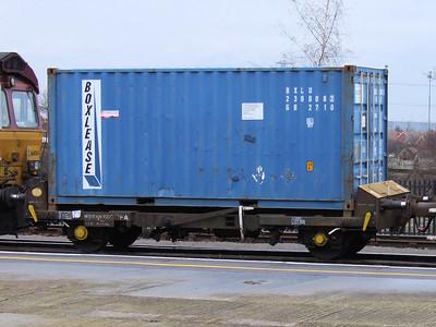 PFA (MODA) - 2 Axle Container Flat Wagon