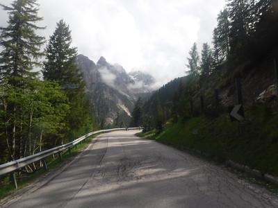 Day 17 - Tramonti di Soto to Cortina