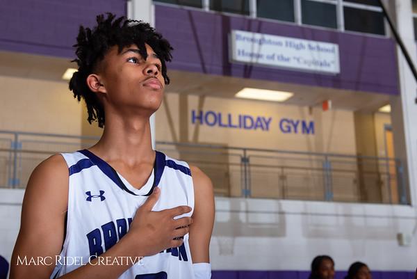 Broughton boys JV basketball vs Sanderson. February 11, 2019. 750_5561