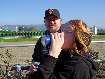Horse Races January 2007