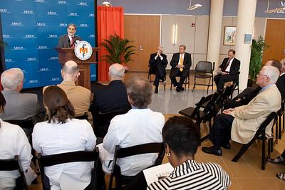 2011 Savannah Med School News Conference