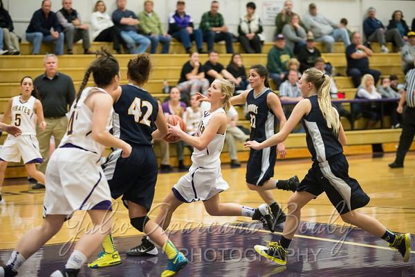 140107 MHS Girls Basketball vs Brookings Harbor