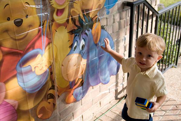 Jonah - Age 2 (2008-2009)
