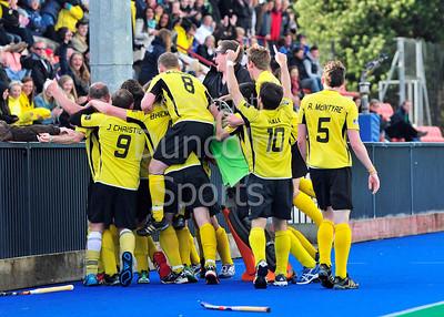 Cup Final - Kelburne v Grange