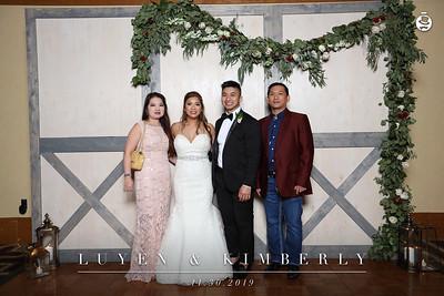 Luyen & Kimberly (instaprints)