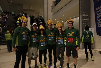 Thanksgiving Turkey Trot Detroit