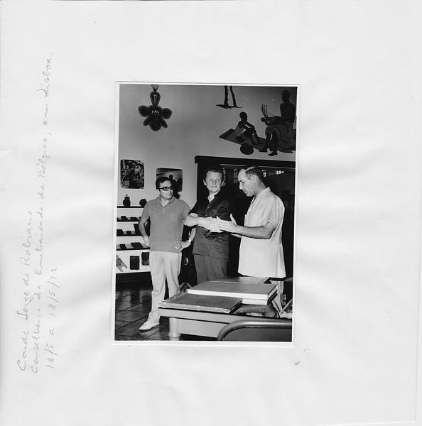 Museu Dundo Visita 16/5 a 18/5/1972