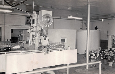 A rather pristine plant operation - Chadron Coca-Cola Bottling Co.