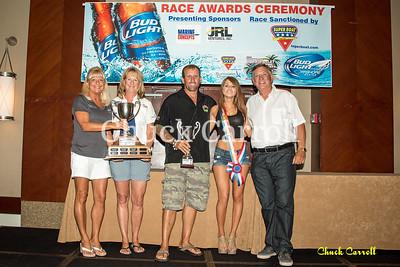 Sarasota Powerboat Grand Prix  - Race Awards- 2014