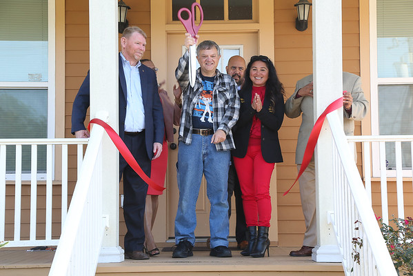 Crescent City Community Land Trust Ribbon-Cutting Ceremony
