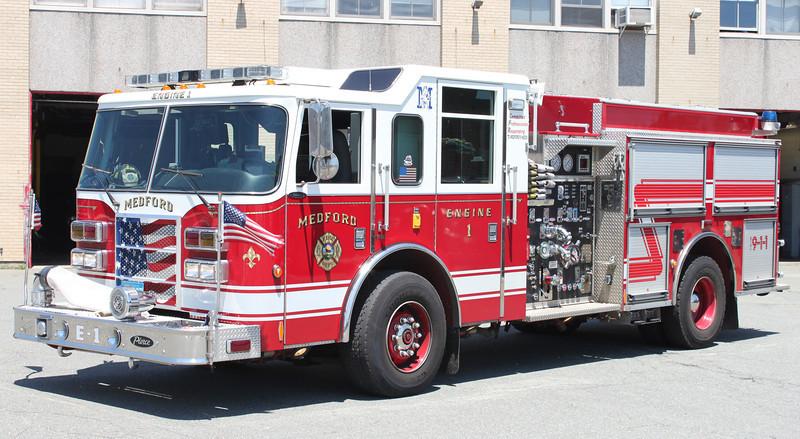 Engine 1  2005 Pierce Dash  1500/750