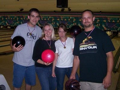 Bowling - August 23, 2005
