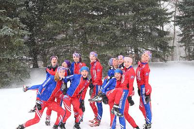 Ski Team Pictures