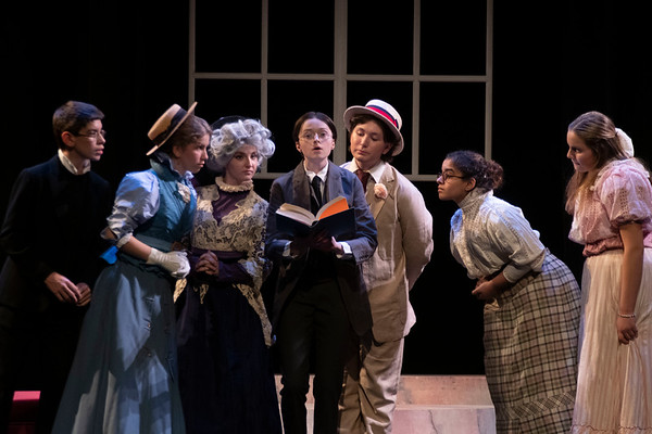 "US Play ""The Importance of Being Earnest"" Nov. 2019"