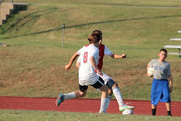 Prep Soccer vs. Richmond Christian - Oct 1