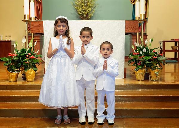 2016-5-21 Baptism at St. Ann's