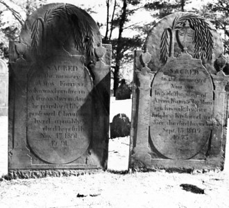 Old Burying Ground Miscellaneous