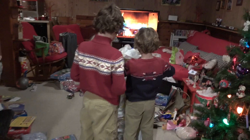 CHRISTMAS DAY HOME, PART 10 2016