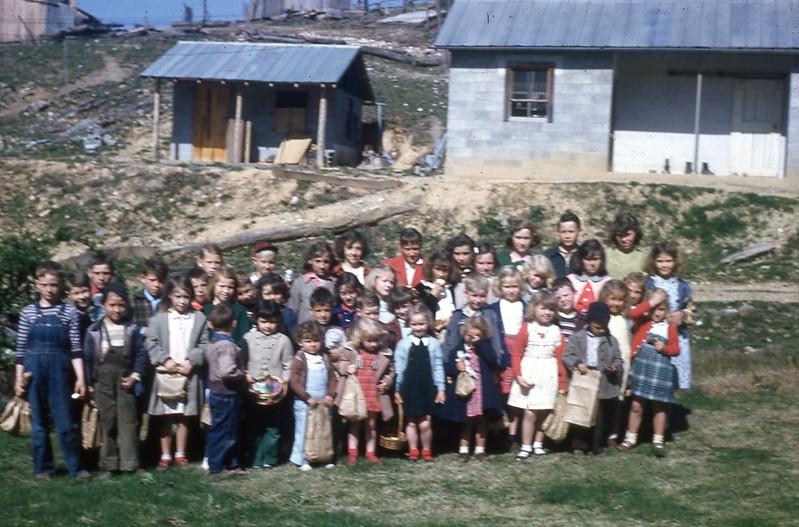 1953 - Sand Springs and Larimer Saturday Class.jpg