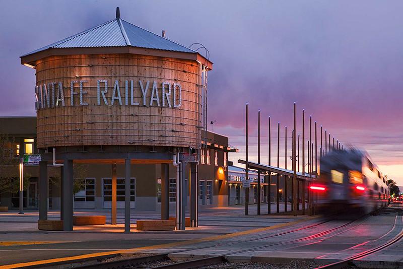 Railyard Park