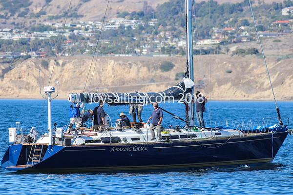 NHYC/SDYC 2018 Islands Race