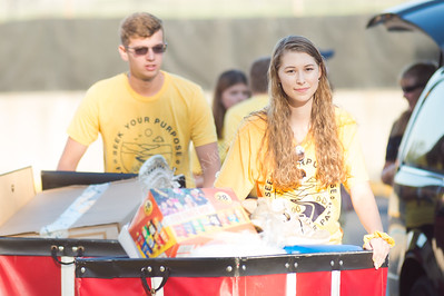 35867 WVU Move-In Day August 2019