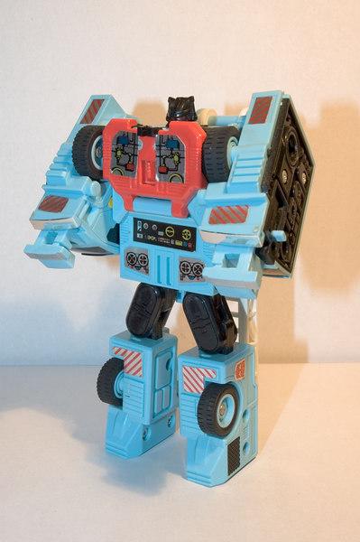 Transformers Autobot, Hot Spot