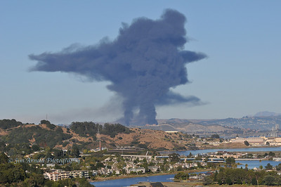 Chevron Refinery Fire (2012)