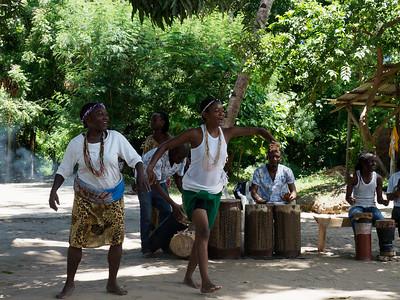 Dar es Salaam - Village Museum Performers