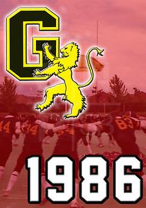 Glasgow Lions 1986