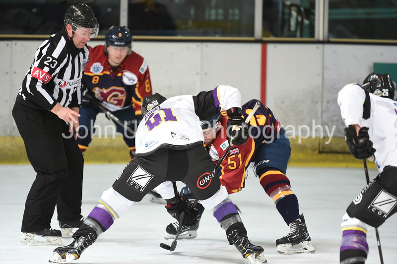 vs Manchester Storm 17/02