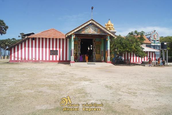 அனலைதீவு-புளியந்தீவு நகேஸ்வரப்பெருமான்(சிவன்) திருக்கோவில் கொடியேற்றம்-2018