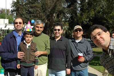 Singer Park, Pasadena, Feb. '06