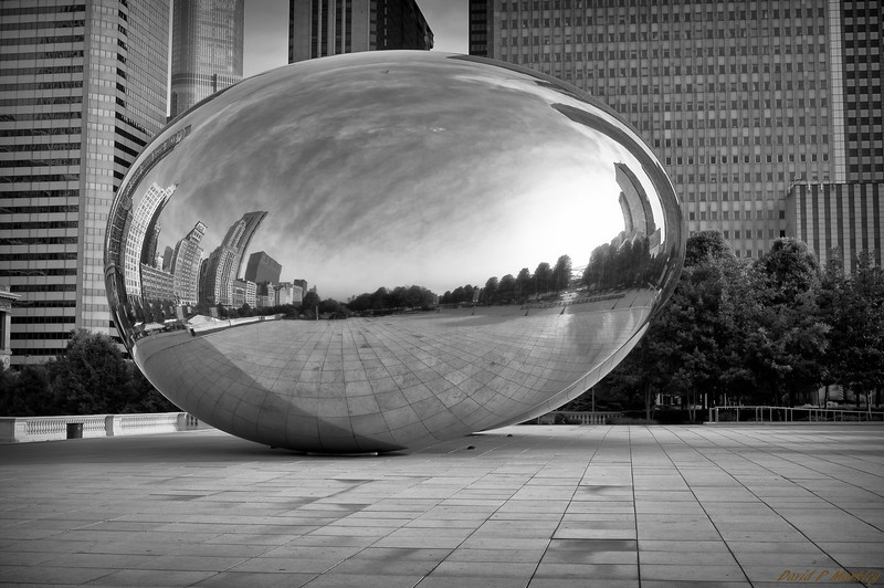 Curved Cityscape