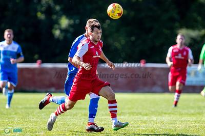 Highgate FC vs AFC Wulfrunians 1st Sept 2018