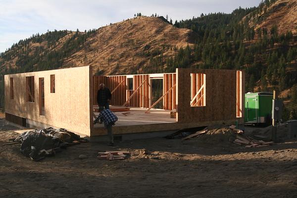 Houses Okanogan/Riverside