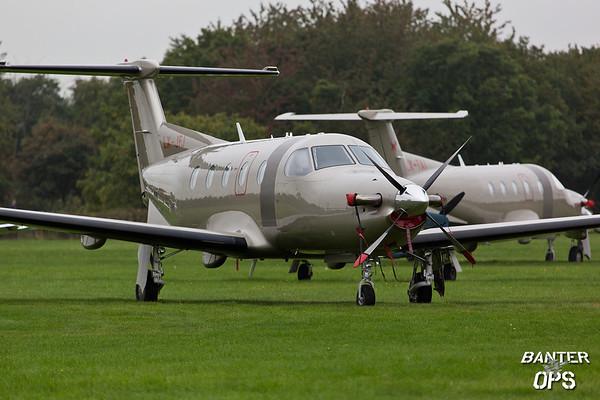 Denham Airfield : 18th October