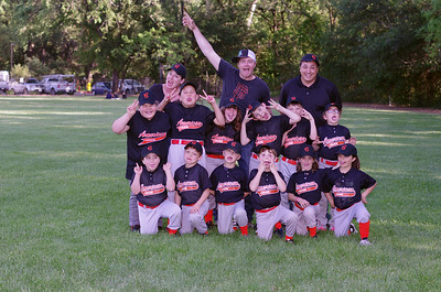 2018 Calistoga Little League