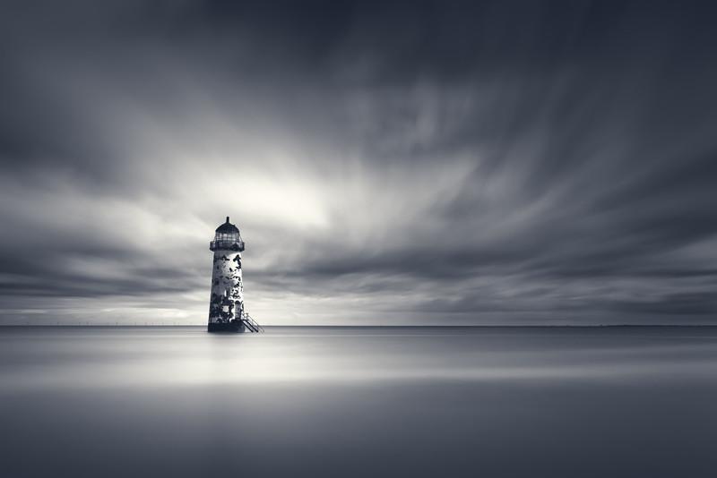 Landmarks: Talacre Lighthouse
