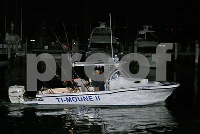 "2008 ""The"" Sailfish Tournament Day 2 Morning"