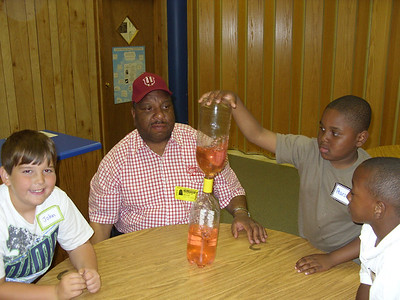 2012 Kappas at the Roper Mountain Science Center Field Trip