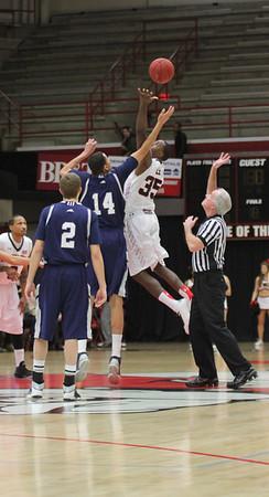 Mens Basketball VS Longwood