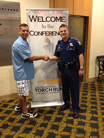 2014 Int'l Law Enforcement Torch Run Conference - New Orleans - 9/10 and 9/11