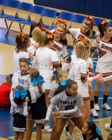 UPJ Cheer Competion - 2015