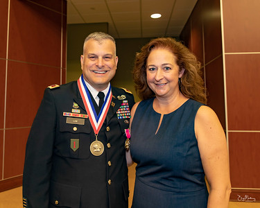 COL Robert Law's Retirement