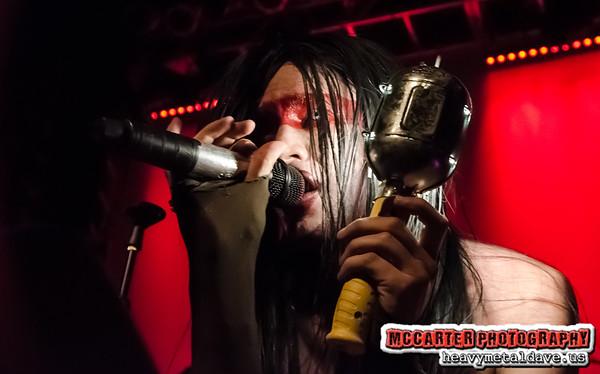 Machine Manson