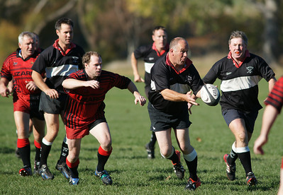 Waihora Golden Oldies v Lincoln May 12th 2013