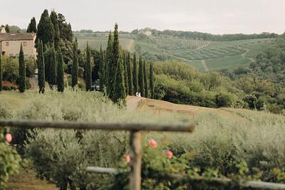 Tacia & Gabriel, Toscana, Italy